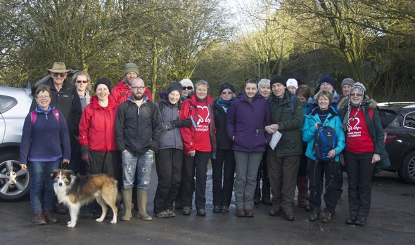 Cheswardine Walking Group