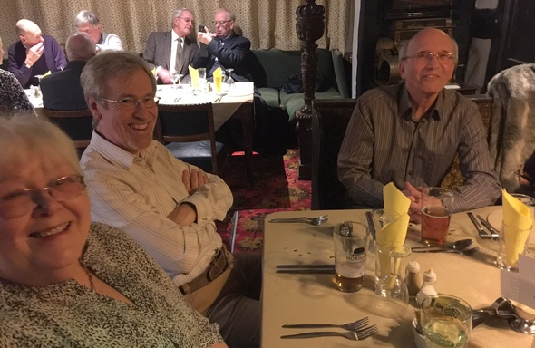 CMFA 25 year Celebratory dinner