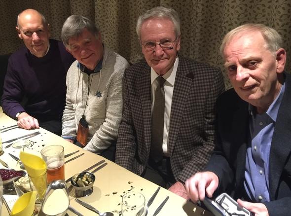 CMFA 25 year dinner
