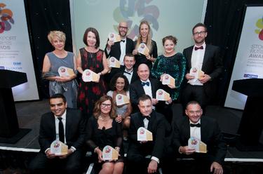 Stockport Business Awards 2014 winners