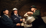 Stockport Museums Air Raid Shelter image