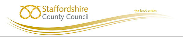 Staffordshire County Council - the knot unites