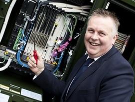 Mark Winnington, Staffordshire County Council's economic growth leader