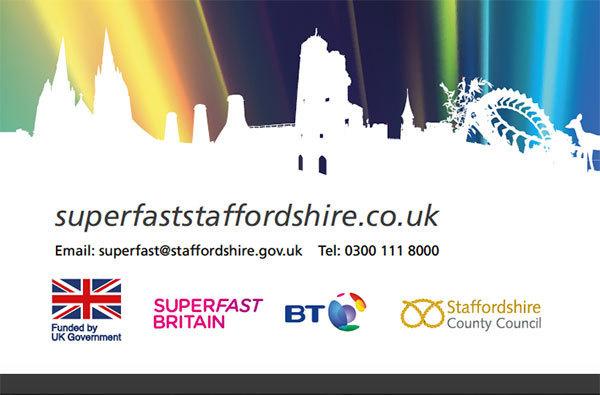Superfast Staffordshire