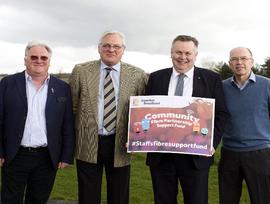 Community Fibre Partnership Launch Event
