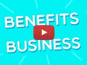 Benefits for businesses youtube video