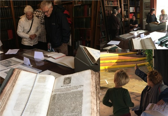 Heritage Open Days at the William Salt Library