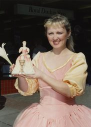 The 'Sarah' figurine by Royal Doulton, 1993