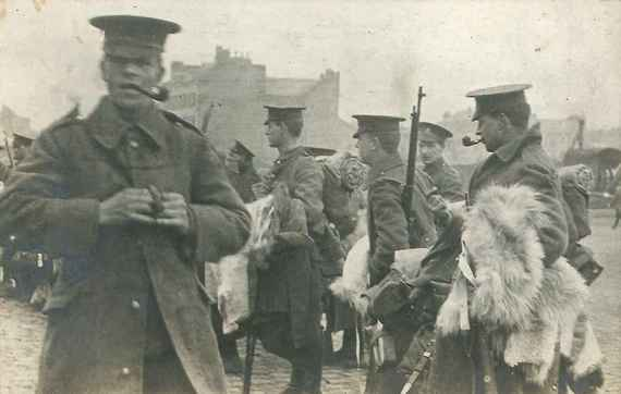 6th Battalion The South Staffordshire Regiment