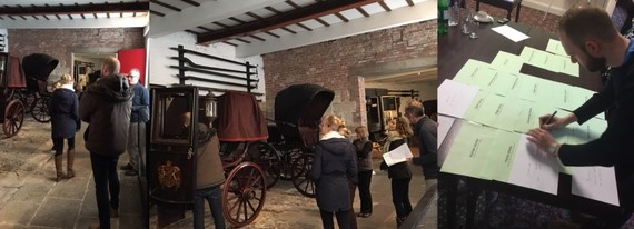 Carriage Workshop January 2018