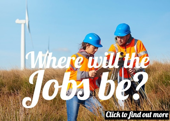 Where will the jobs be in the future?