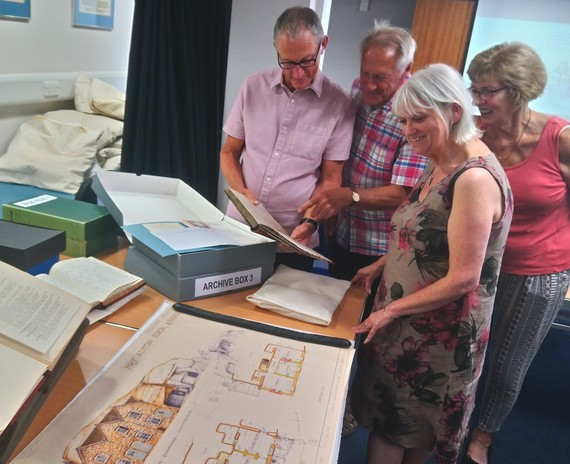 Kinver Edge Archive Group at Staffordshire Record Office