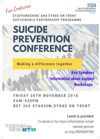 Suicide Prevention Conference
