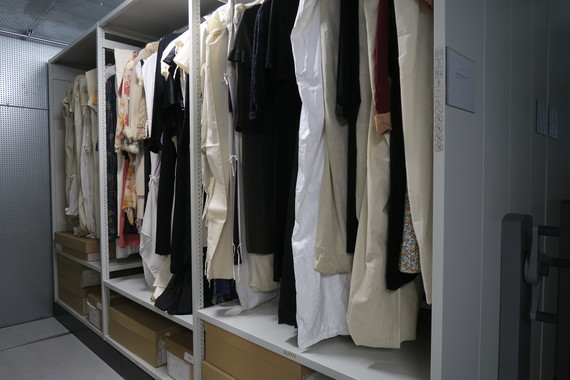 Textile collection store