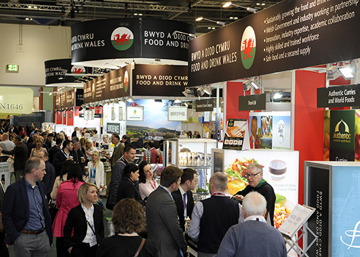 Food and Drink Wales Trade Events