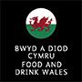 Bwyd a Diod Twitter logo