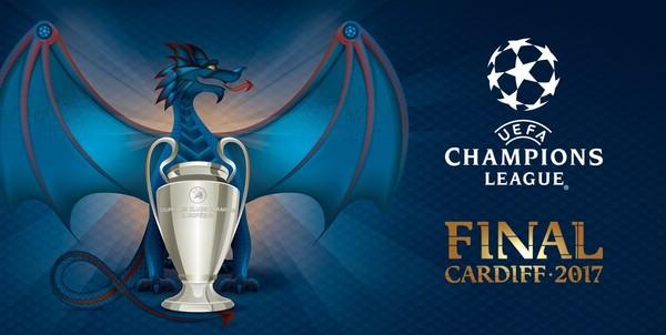 UCL Cardiff 2017 logo