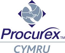 Logo Procurex Cymru