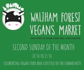 Waltham Forest Vegans Market