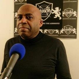 DJ C from Station FM