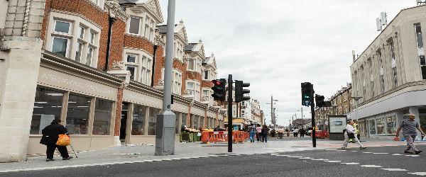 St James street view