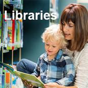 Libraries news teaser