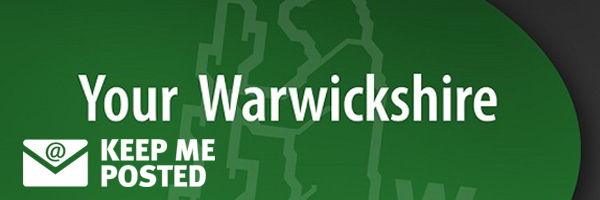 Your Warwickshire logo