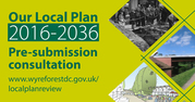 Local Plan Pre-submission Consultation artwork