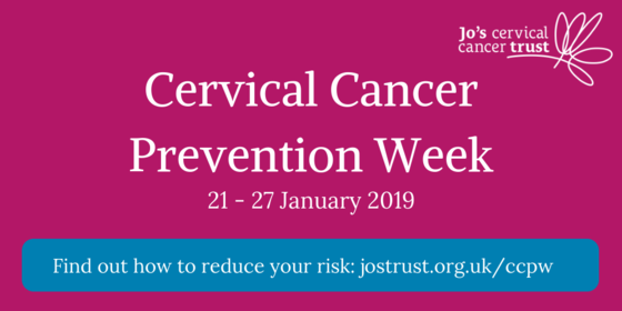 Cervical cancer awareness week
