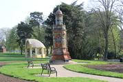 Brinton Park bandstand