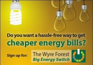 Big Energy Switch promotion