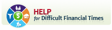 Help for Difficult Financial Times