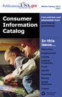 Consumer Information Catalog: Winter Spring 2013 edition