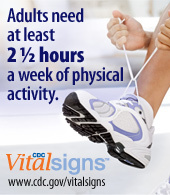 Walking Vital Signs Report