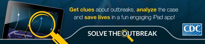 Solve the Outbreak header