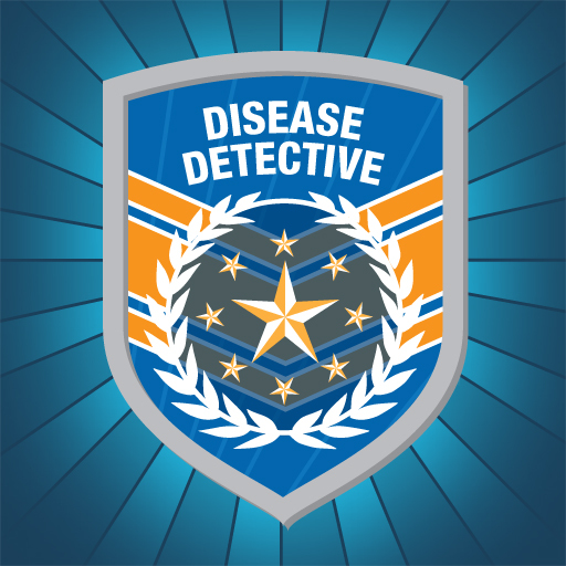 Disease Detective Badge