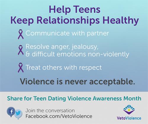 Teen dating help