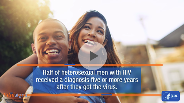 Heterosexual dating with hiv