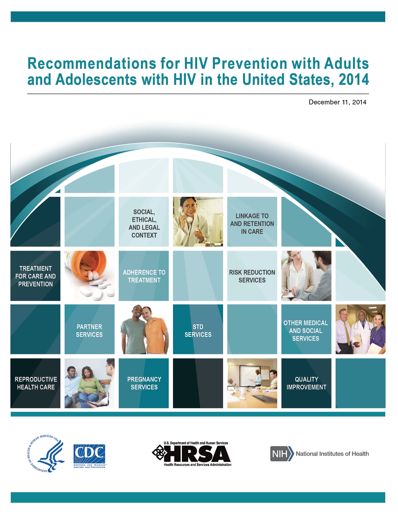 Recommendations on HIV Prevention with Adults and Adolescents with HIV