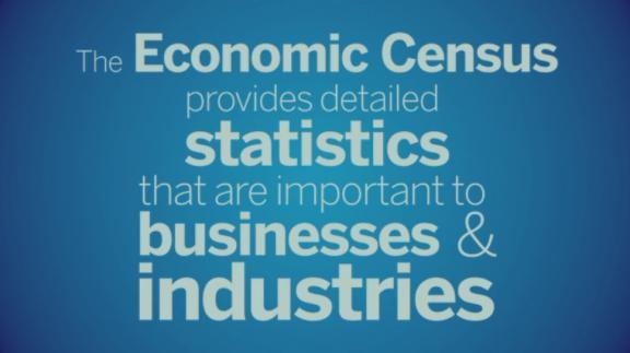 The Economic Census provides detailed statistics that are important to businesses and industries.