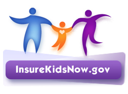 Insure Kids Now Logo