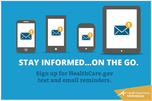 Stay informed blog post