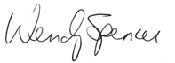 Wendy Spencer Signature