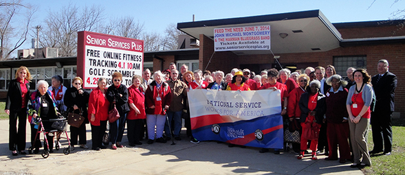 Mayors Day of Recognition for National Service in Alton, IL
