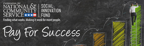 CNCS Social Innovation Fund Banner