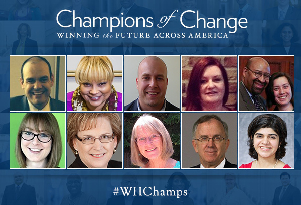 Champions of Change graphic