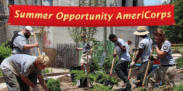Summer Opportunity AmeriCorps