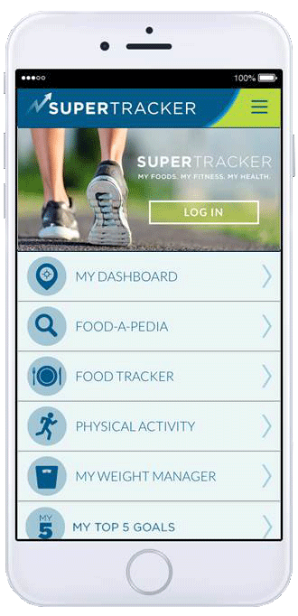 Supertracker Is Now Mobile