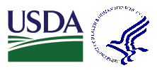 USDA/HHS logo