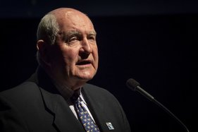 U.S. Secretary of Agriculture Sonny Perdue